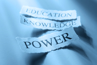 Education Knowledge Power