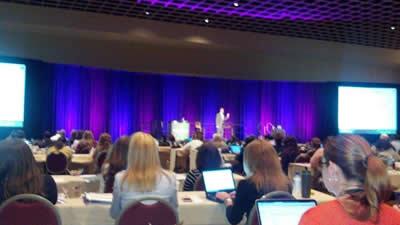 Brian Carroll at MarketingSherpa B2B Summit 2012