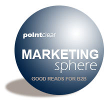 Marketing Sphere: Good Reads in B2B Marketing from PointClear