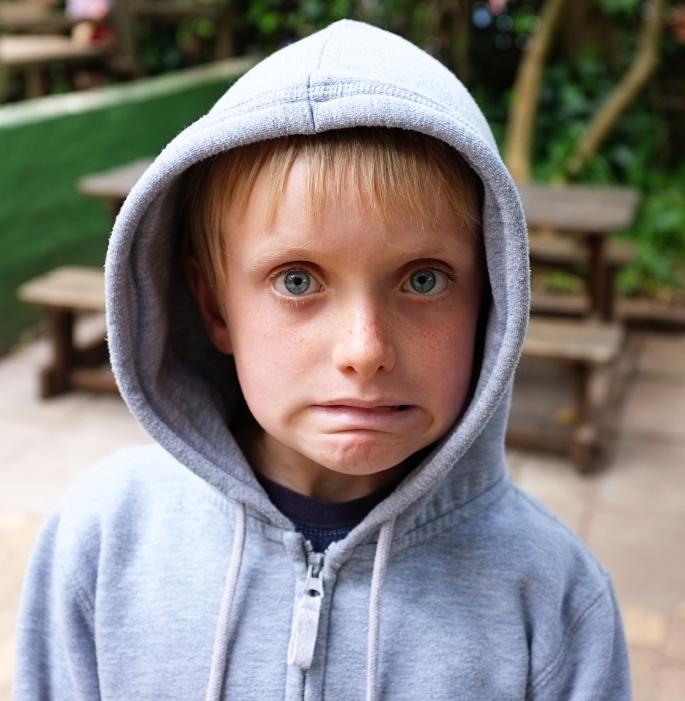 Little Boy_Worried Face