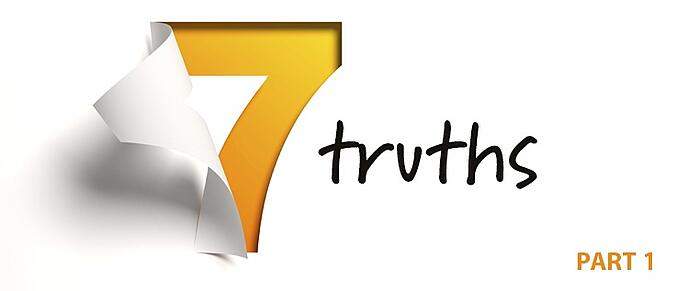 7 Truths on Sales and Marketing Part 1
