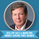 Dan McDade Top Sales & Marketing Judging Panel Member
